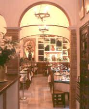 Restaurante El Giraldillo Sevilla