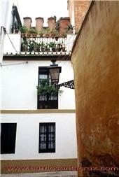Calle Gloria Apartamentos En El Barrio Santa Cruz