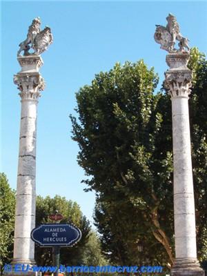 Alameda De Hercules Informaci 243 N De Sevilla Seville Spain Tourism Board