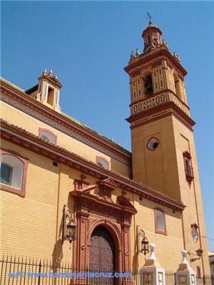 Iglesia San Bernardo Sevilla Informacion Turistica Seville Spain Tourism Board