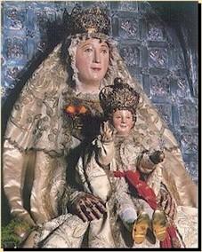 Virgen de los reyes patrona de sevilla for Mudanzas virgen de los reyes