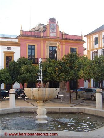 Patio De Banderas Alcazar De Sevilla Informaci 243 N Tur 237 Stica