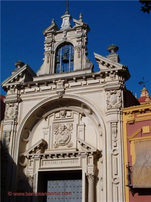 Basilica del Gran Poder de Sevilla - Nuestro Padre Jesús ...
